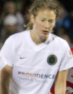 Courtney Wetzel National Womens Soccer League midfielder and former US national team member