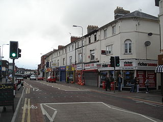 Canton, Cardiff district of Cardiff, Wales