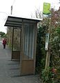 Cowes Round House bus stop.JPG