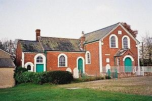 Crendell - Image: Crendell, Methodist Chapel geograph.org.uk 644443