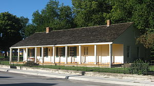 Henry C. Hansbrough - Hansbrough's birthplace