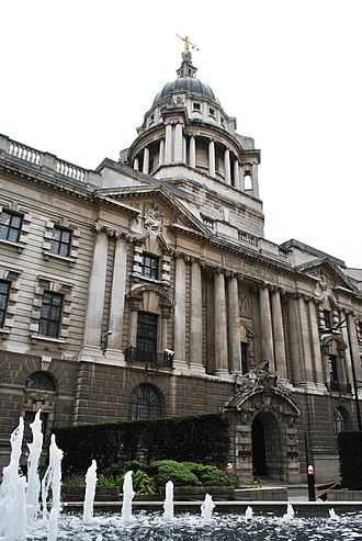 "Crown Court - Crown Court in London (""Old Bailey"")"