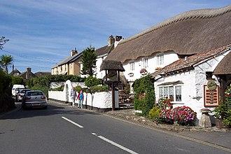 Croyde - Image: Croyde, North Devon geograph.org.uk 42692