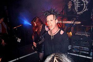 The Crüxshadows - Leverkusen 12/06/2002