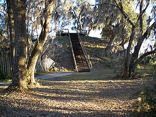 Crystal River Archaeological State Park Place in Florida listed on National Register of Historic Places