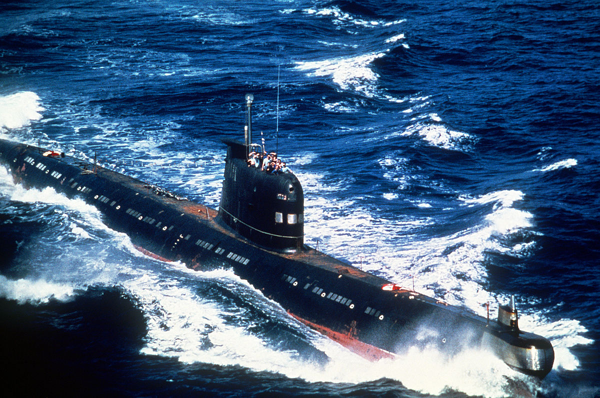 Foxtrot Class Submarine Wikipedia
