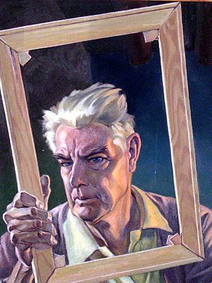 Cyrus Leroy Baldridge - Cyrus Baldridge age about 80 years