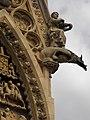 Détails de la façade de la Cathédrale de Reims (Marne) 01.JPG