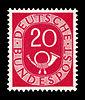 DBP 1951 130 Posthorn.jpg
