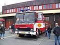 DOD DP hasiči Strašnice, hasičské auto.jpg