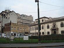 Presunti rapporti tra servizi segreti italiani e criminalità