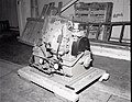 DYNAMOMETER IN THE 10X10 FOOT WIND TUNNEL SECONDARY DRIVE BUILDING AND PARTS IN THE OLD ROCKET LABORATORY ORL - NARA - 17468742.jpg