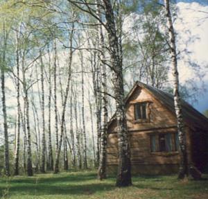 The Composers' House in Ivanovo - Dacha No. 19 (ca 1997). Photo by Marina Shmotova