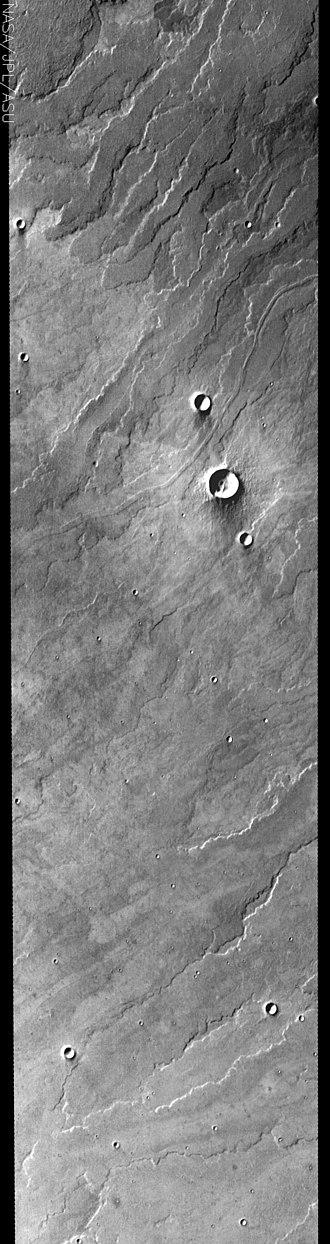 Daedalia Planum - Image: Daedalia Planum