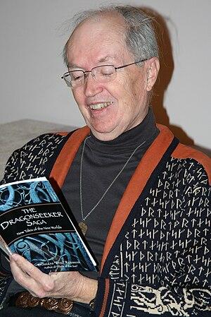 Douglas A. Rossman - Rossman reading in 2009 at the Vesterheim Norwegian-American Museum