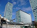 Dai-building, Akihabara, from the east side of the station - panoramio.jpg