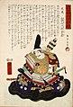 Dai Nihon Rokjūyoshō, Musashi Hatakeyama Jirō Shigetada by Yoshitora.jpg