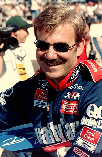 1999 NASCAR Winston Cup Series - Dale Jarrett, the 1999 Cup Series champion