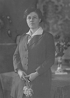 Mary Hughes Wife of Australian Prime Minister