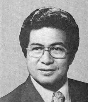Hawaii's 2nd congressional district - Image: Daniel Akaka as Representative
