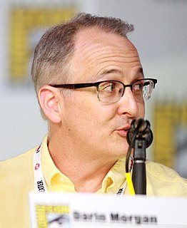 Darin Morgan American screenwriter