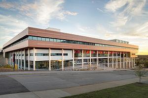 Darla Moore School of Business - Image: Darla Moore School of Business