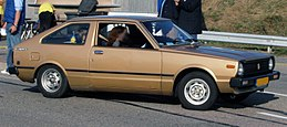 Datsun CHERRY 1200 LUXE HB dutch licence registration FK-26-ZX pic1.JPG