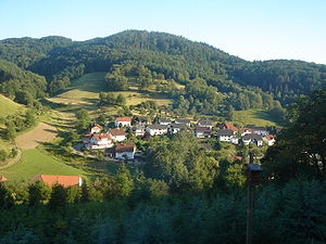 Gorxheimertal - Daumberg in the Gorxheimertal
