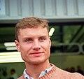 David Coulthard at the 1995 British GP, Silverstone (49713882947).jpg