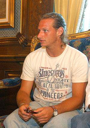 David nalbandian and kirchner meeting 28 12 05.jpg