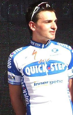 Davide Malacarne al Tour Down Under 2009