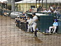 Daytona Cubs vs Tampa Yankees P4190136.JPG