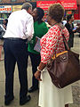 De Blasio at TWU Day of Action to Restore Station Booths & Agents (8973598496).jpg