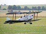 De Havilland DH-82A Tiger Moth II G-APAO - Flying Legends 2016 (27611900113).jpg