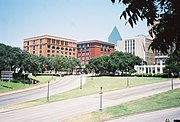Dealey Plaza in 2003.