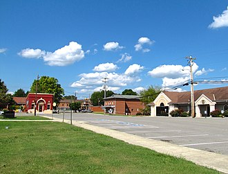 Decatur, Tennessee - Main Street