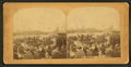 Dedication day, outside, from Robert N. Dennis collection of stereoscopic views.png