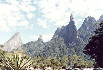 Guapimirim - Dedo de Deus Mountain