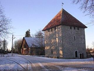 Vao, Lääne-Viru County Village in Lääne-Viru County, Estonia