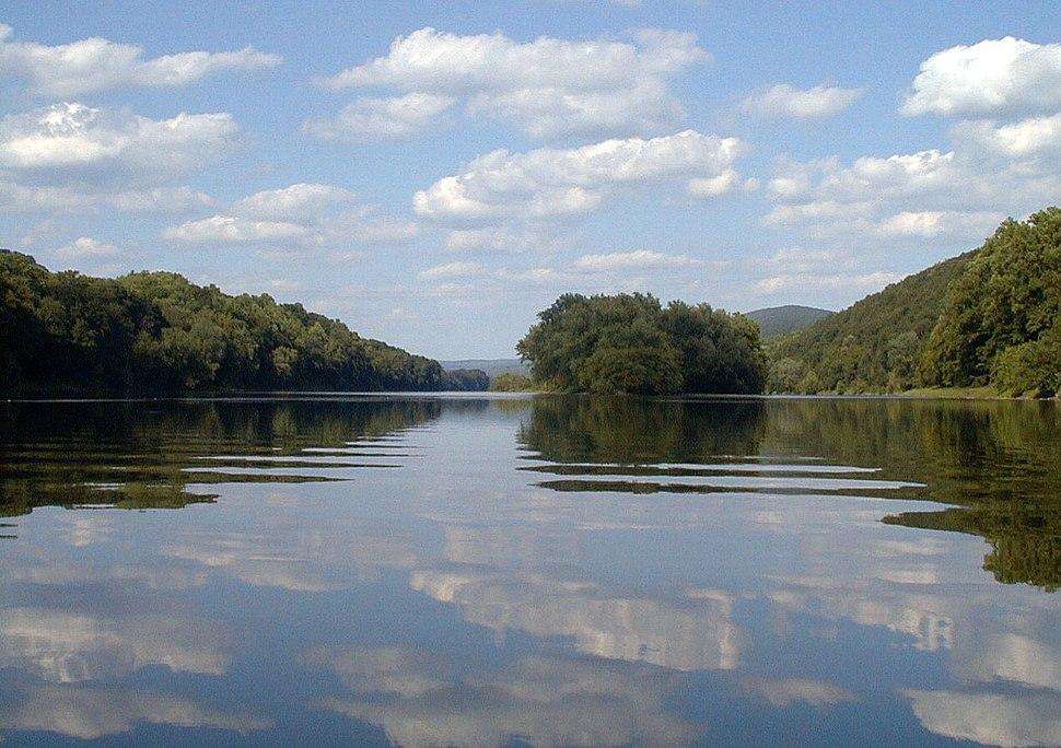 Delaware River DWG USA