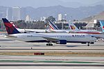 Delta Air Lines, Boeing 767-332, N126DL - LAX (22373317602).jpg