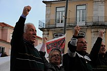 Demonstrations and protests in Portugal - Acampada (12328761525).jpg