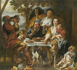 The  Porridge Eater