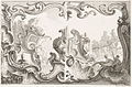 Design for Ornament- Jacques de Lajoüe - etched by Gabriel Huquier - Paris, France, ca. 1734 01.jpg