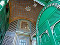 Detail of Facade - Khanqah Shah-i-Hamadan - Wooden Mosque - Old City - Srinagar - Jammu & Kashmir - India - 04 (26552271620).jpg