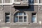 Detail of a building at Hornopolní 7, Ostrava, Moravian-Silesian Region, Czech Republic 04.jpg