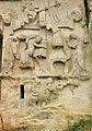 Detmold Externsteine 1993 5 Relief.jpg