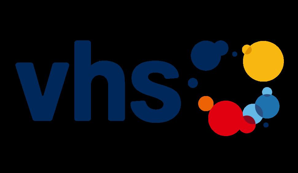 Deutscher Volkshochschul-Verband, VHS-Logo - Logo of the German adult education centre association