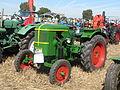Deutz tractor in Bulldogtreffen 2012.JPG