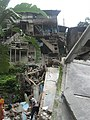Devastation caused by the massive earthquake in the worst affected North district of Sikkim (1).jpg